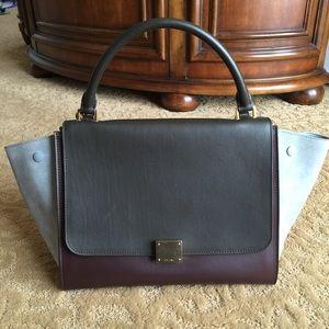 celine mini luggage buy online - Celine Trapeze Handbags on Poshmark