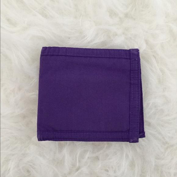 47572487a814 American Apparel Handbags - Brand New American Apparel Purple wallet.