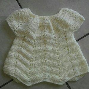 Sweaters - Crochet sweater