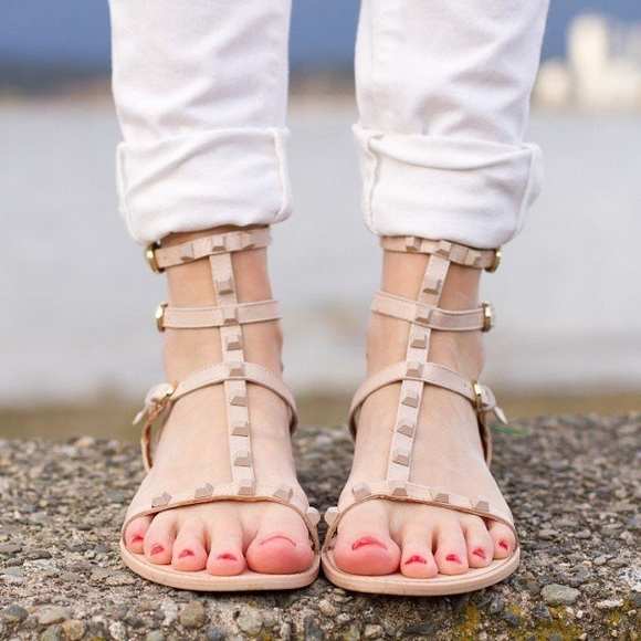 Hprebecca Minkoff Gladiator Sandals