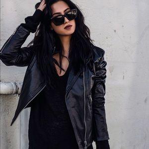 Diesel Jackets & Blazers - Diesel leather jacket