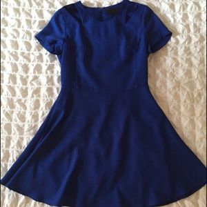 Blaque Label Cobalt Dress