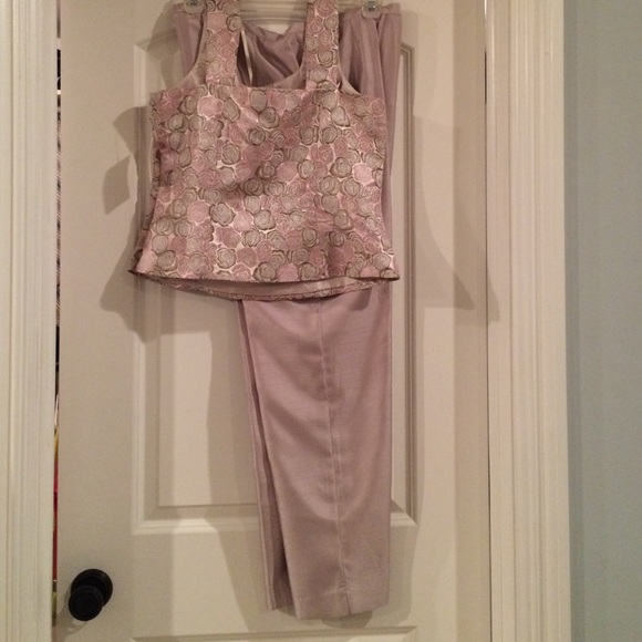84 Off Dress Barn Pants Formal Pants Suit From Sheryl S