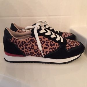 9e576c5915 Mossimo Supply Co. Shoes - Cheetah Print Tennis Shoes