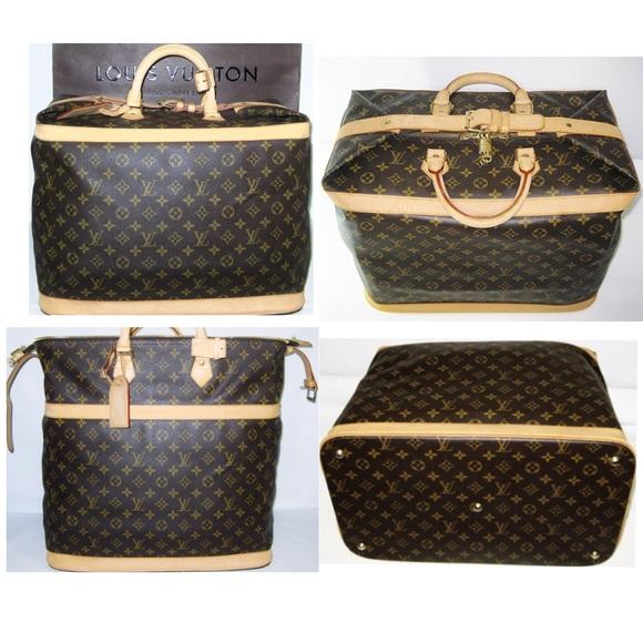 2ba0cfc92e81 ... louis vuitton travel bags ebay ...