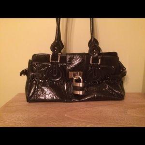 Black Chole brand purse