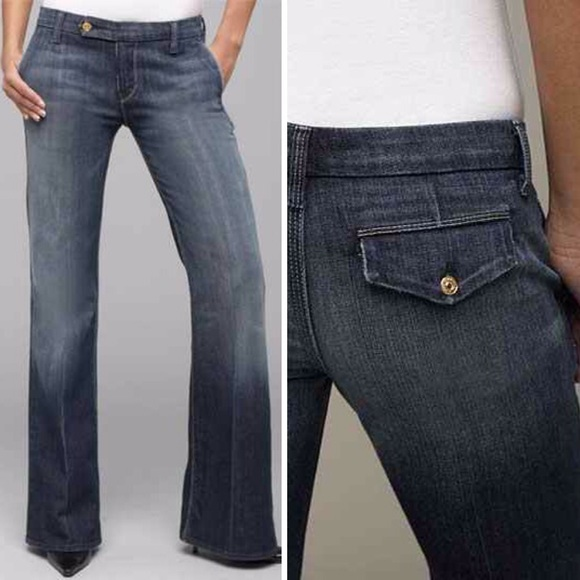 82% off 7 for all Mankind Denim - Seven 7 for All Mankind 7FAM ...