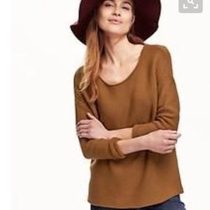Old Navy Sweaters - Old Navy Tan sweater. Size S.