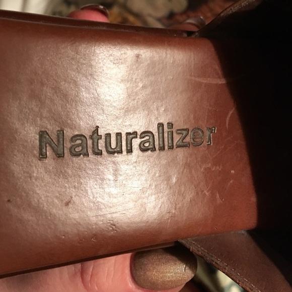 Naturalizer Shoes - Naturalizer Brown Sandals