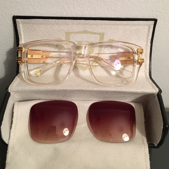 b33e8ab00662 Dita Accessories - Dita Grandmaster Two Glasses clear and tinted lens