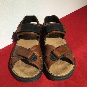 40 Eu Rieker Poshmark Leather ShoesLucy Cross Sandals 9 kiZPXuwOT