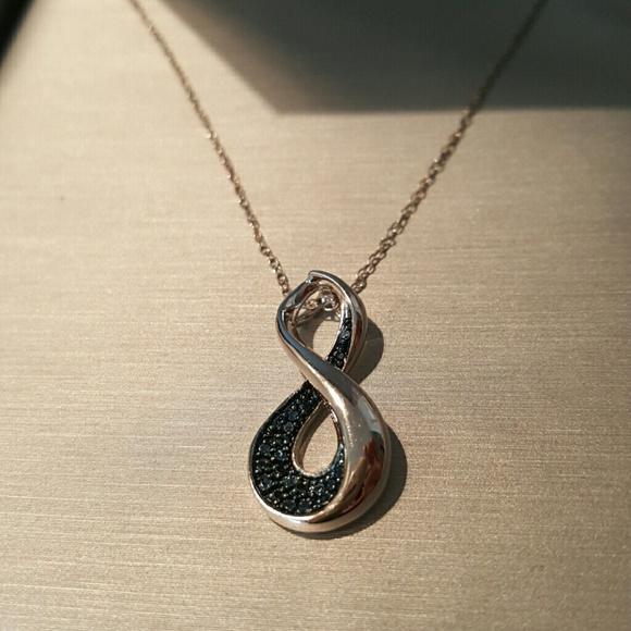 zales Jewelry | Figure 8 Pendant | Poshmark