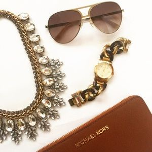 ‼️PM EDITOR PICK‼️ Michael Kors Aviator Sunglasses