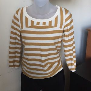 Wallace by Madewell Merino wool top