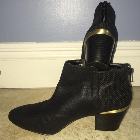 Jennifer Lopez Shoes | Black Booties