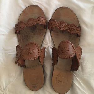 Jack Rogers Shoes - Jack Roger Lauren's