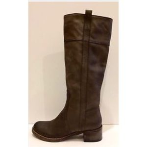 Halogen brown riding boots