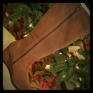 Bass Shoes - NWT {Bass, Size 8} Cognac Leather Boots