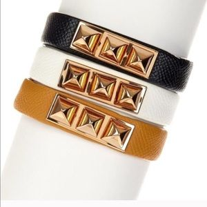 T&J Designs Jewelry - Studded wrap bracelet, NWT