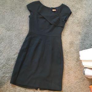 J. Crew Dresses & Skirts - JCrew Origami Grey Wool Dress