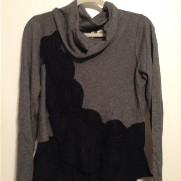 69% off Anthropologie Sweaters - Moth cowl neck sweater. from ...