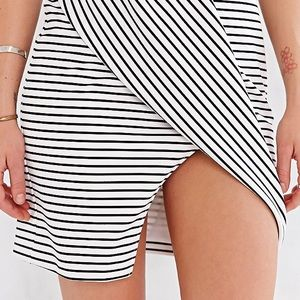 New with tags striped skirt