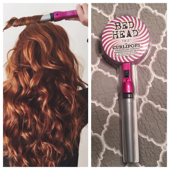 34% off bed head other - tigi bed head curlipops curling iron from