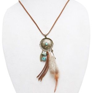 Jewelry - 🔮 Tribal Boho Necklace