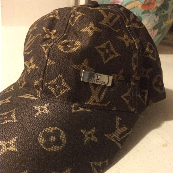 Louis Vuitton Accessories - Louis Vuitton Baseball Cap e7f7b775e0d