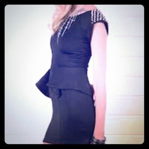 Ark & Co Dresses & Skirts - Ark & Co Little Spikey Black B
