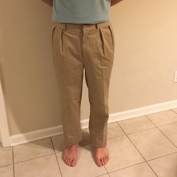 KhakiMust TailoredNwt Dress Pleated Be Men's Pants Ybgfy6v7