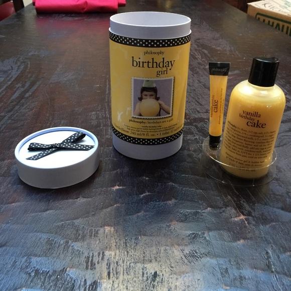Philosophy Birthday Girl Gift Set M 566e081e4127d0eba500a9c1