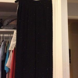 Dana Buchman Designer Sequin Pants size 4