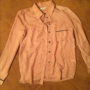 GAP blouse size XS