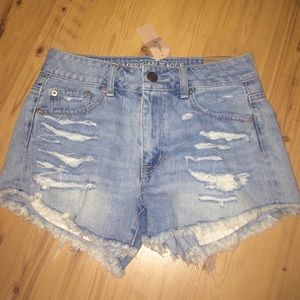 NWT American Eagle high rise shorts