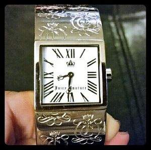 Juicy Couture watch bangle