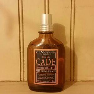 Loccitane cade men's edt for sale