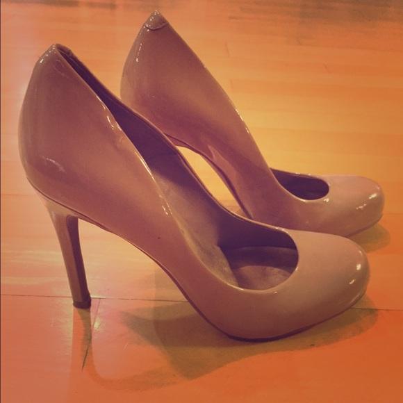 5e64344a71b Jessica Simpson Shoes - jessica Simpson nude heels