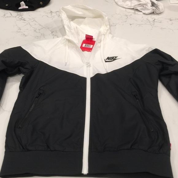 b6f71e340 Nike Jackets & Coats | Windrunner Womens Windbreaker Hoodie | Poshmark