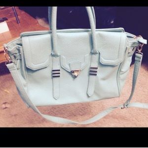 Just fab mint purse!  NWOT