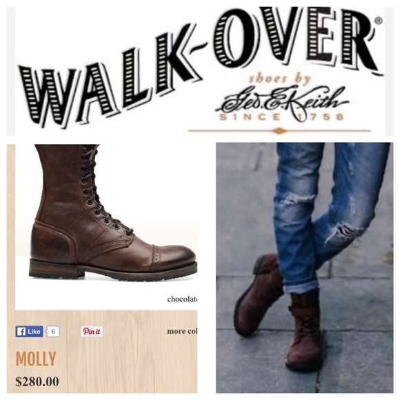 Walk Over Vintage Shoe Company Molly
