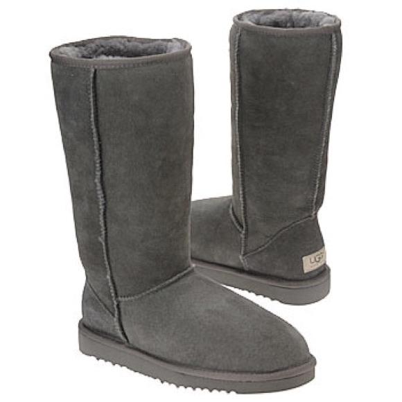 uggs 5815 grey
