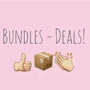 Other - Bundles = Deals😄😄😄