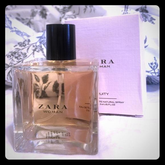 Zara Other Fruity Woman Perfume Poshmark