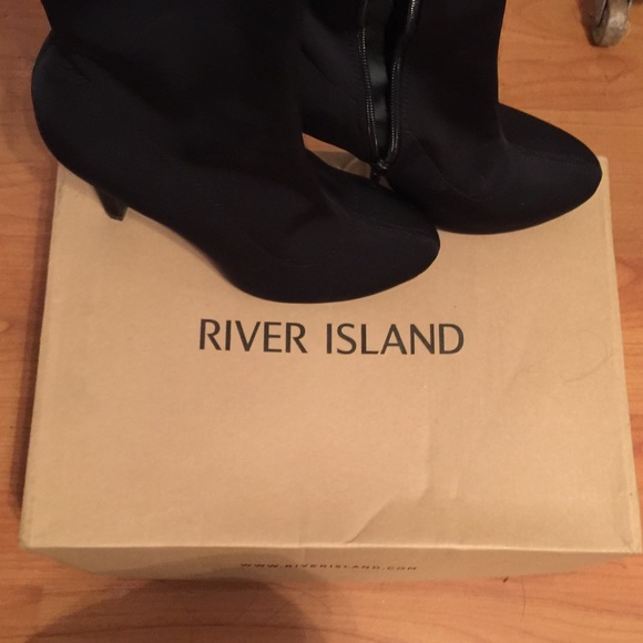 river island thigh high river island boots from s