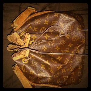 Louis Vuitton Vintage Petite Noe Authentic