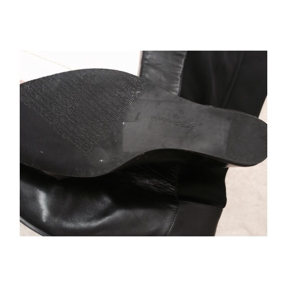 56 bcbgeneration shoes bcbgeneration black leather
