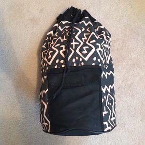 Deena & Oozzy Handbags - Deena and Ozzy Drawstring Backpack