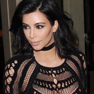 Resultado de imagen de kim kardashian choker
