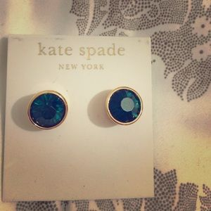 New Kate Spade earrings!